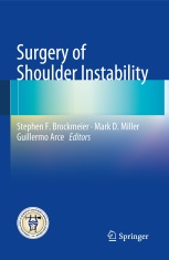 Surgery of Shoulder Instability